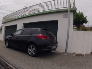 eu queria ter garagem