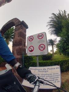 Tudo proibido - Ponta do Sossego - Pedalaçores