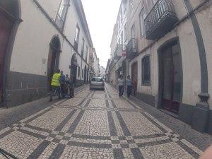 Rua dos Mercadores - Ponta Delgada - Pedalaçores